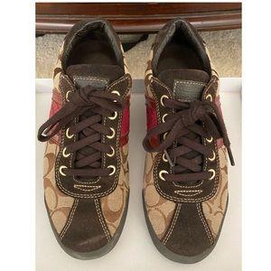 ❌CLOSET CLOSING❌  Coach shoes- NO BOX.